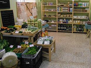 Productos ecológicos en el Casco Antiguo de Sevilla. Biológico Vela Blanca
