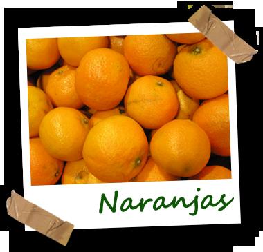 Naranjas ecológicas Vela Blanca